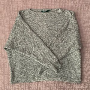 NWOT! Lauren Ralph Lauren Dolman Sweater
